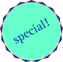 Button Special