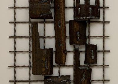 Diana Hessenthaler – Fragmentierung eines Turms I