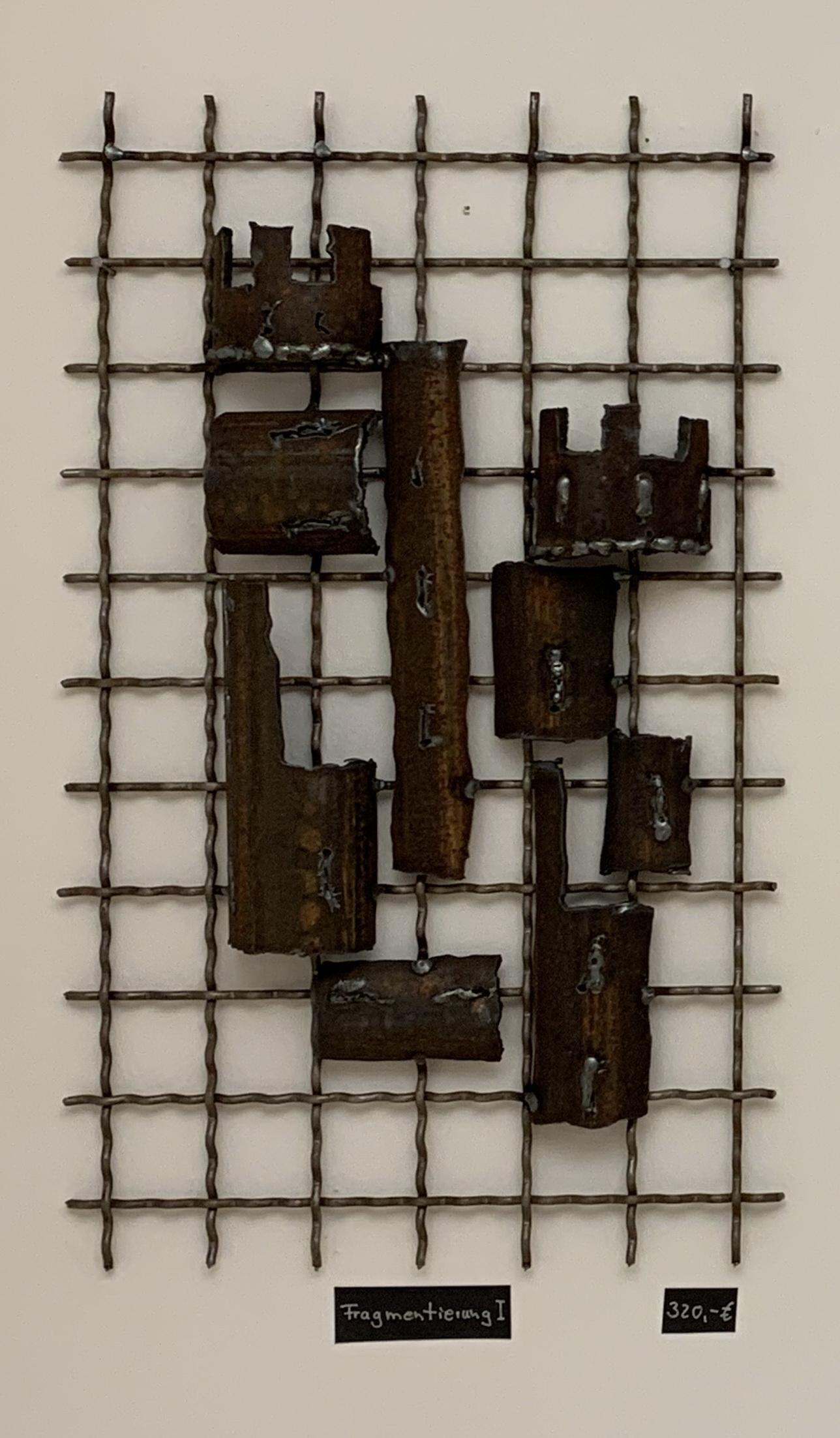 Diana Hessenthaler: Fragmentierung eines Turms I