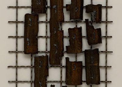 Diana Hessenthaler – Fragmentierung eines Turms II