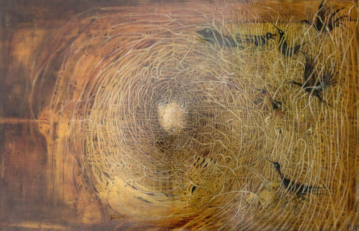 Eva Baumgartl - Im Auge des Orkans