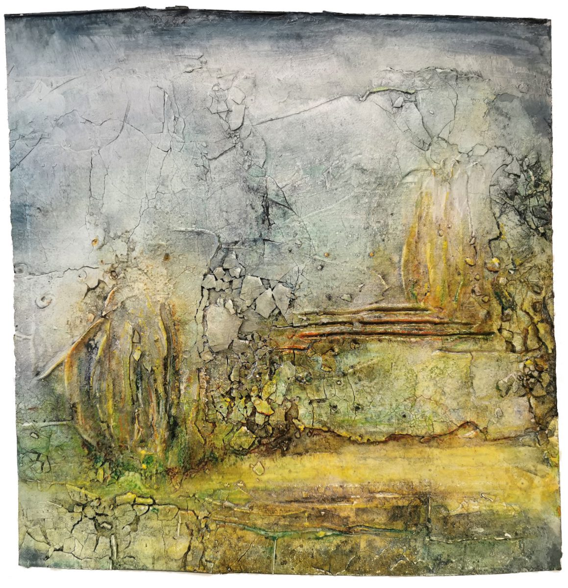 Dagmar Reiche - Geheimnisvolle Landschaft