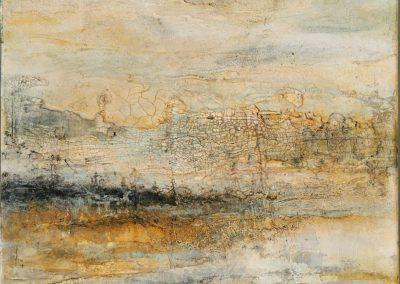 Dagmar Reiche – Landschaft abstrakt 1