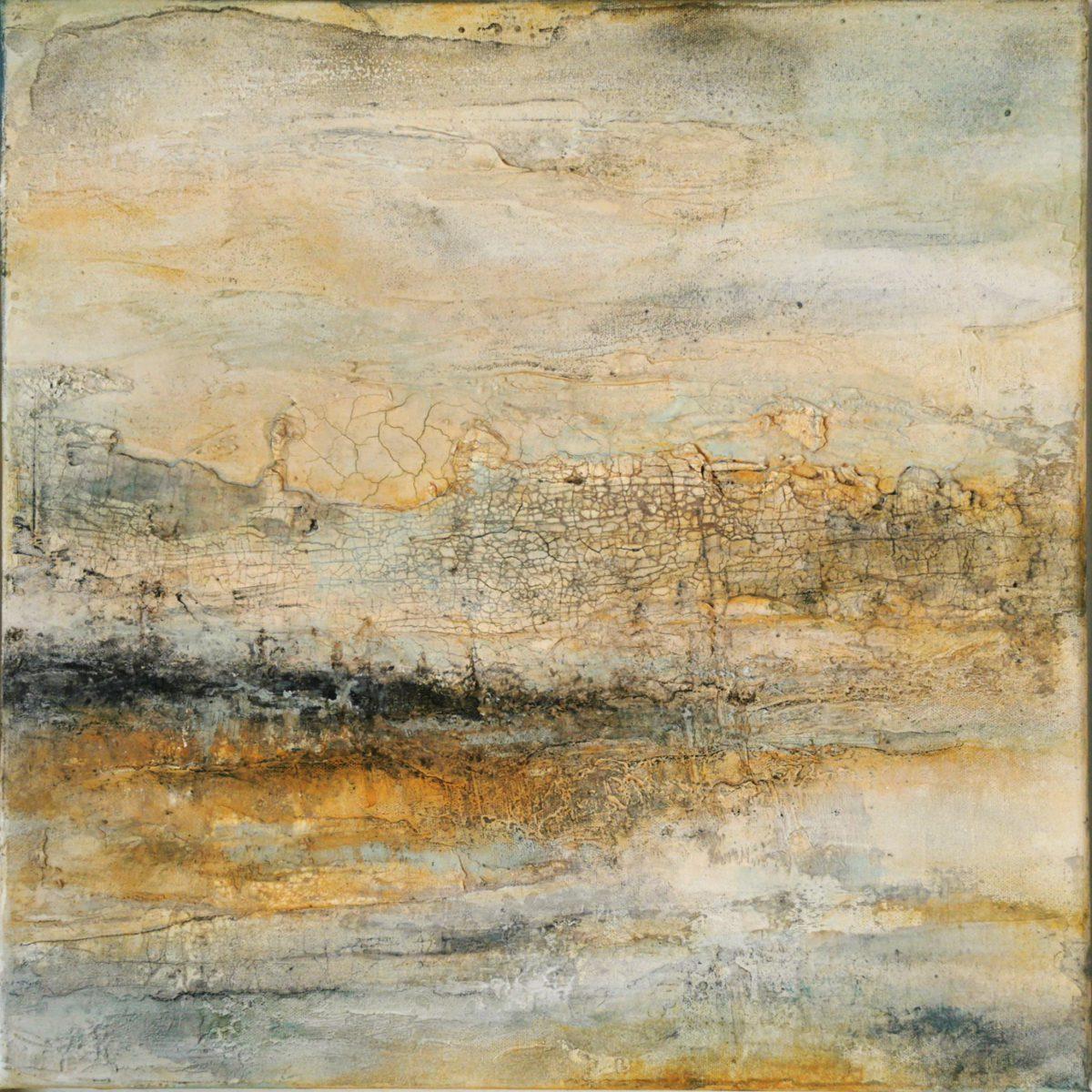 Dagmar Reiche - Landschaft abstrakt 1