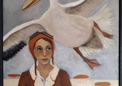 Elisabeth Hölz – Schräg gelandet