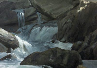 Ulrike Hüppeler – Wasserkraft I