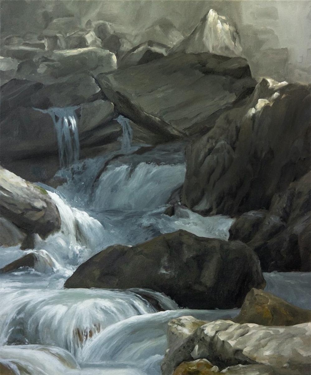 Ulrike Hüppeler -Wasserkraft I