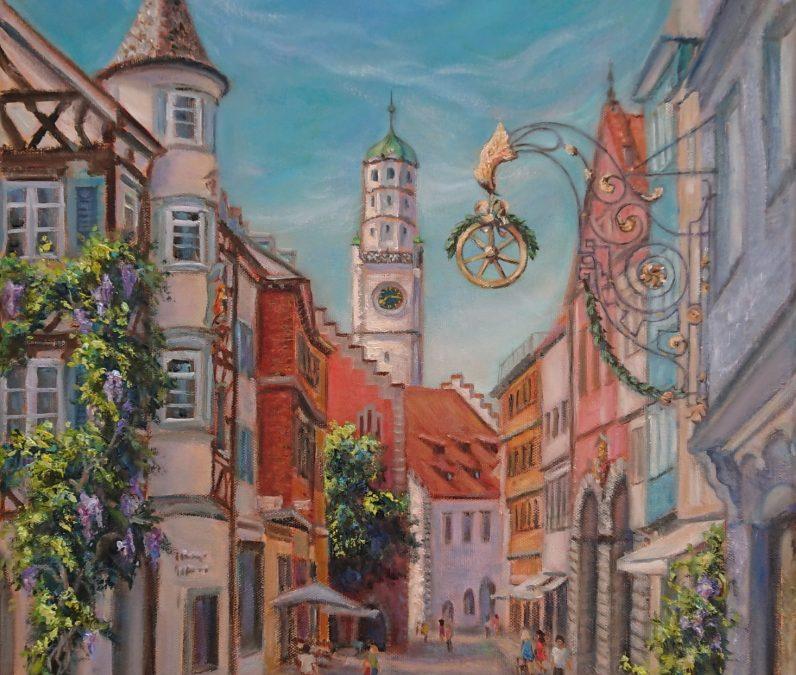 Galyna Schäfer – RV Marktstrasse