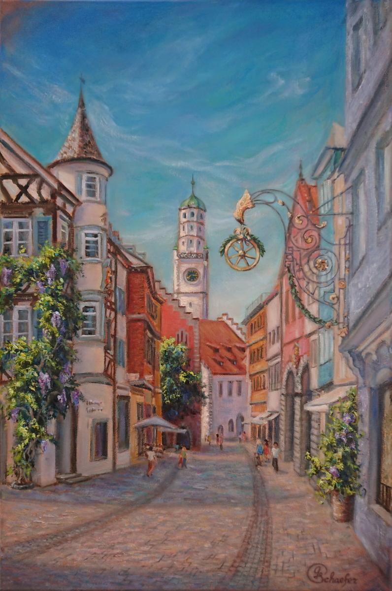 Galyna Schaefer: RV Marktstrasse