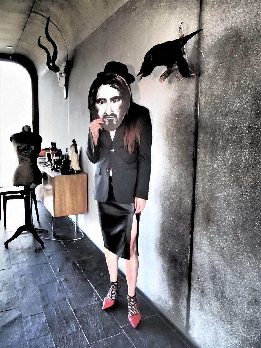 Alexandra Gebhart: Schattengeflüster